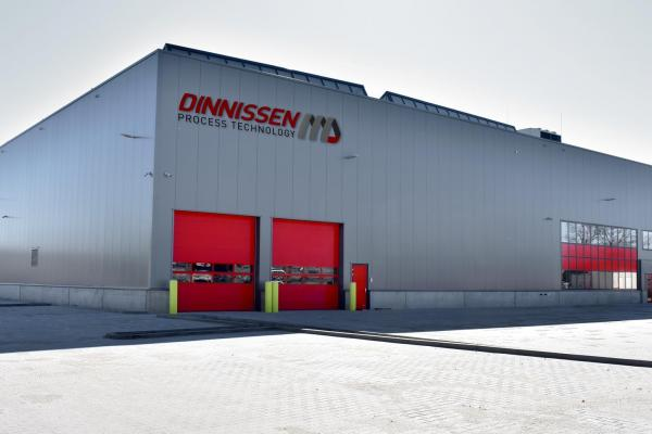 Dinnissen expands with new building complex